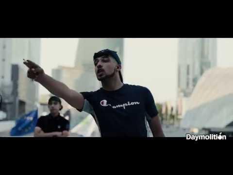 Youtube: ZKR – Freestyle 5 min #4 I Daymolition