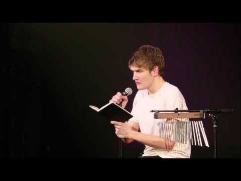 "Bo Burnham Reads Poetry from ""Egghead"" (""what."")"