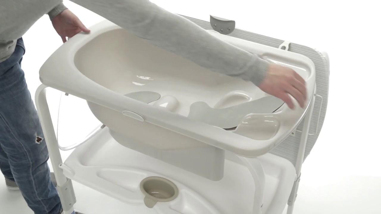jane flip baby bath changing unit jane flip baby bath changing unit   youtube  rh   youtube