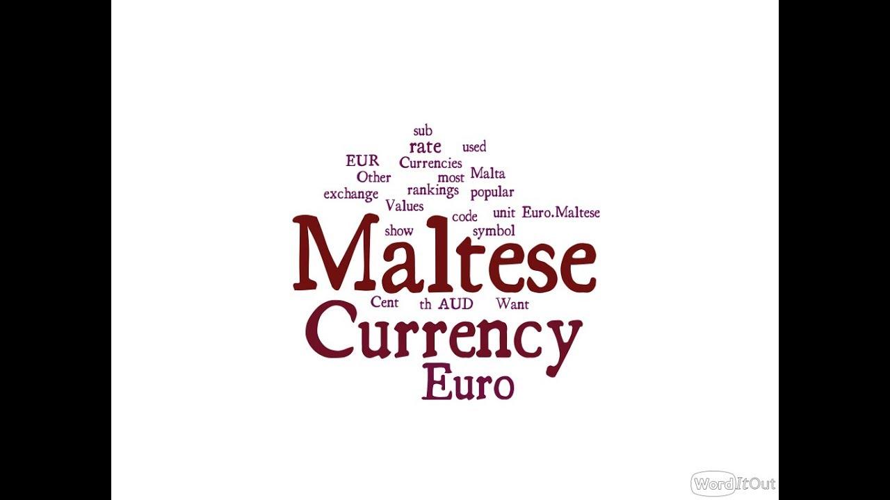 Maltese Currency Euro Youtube