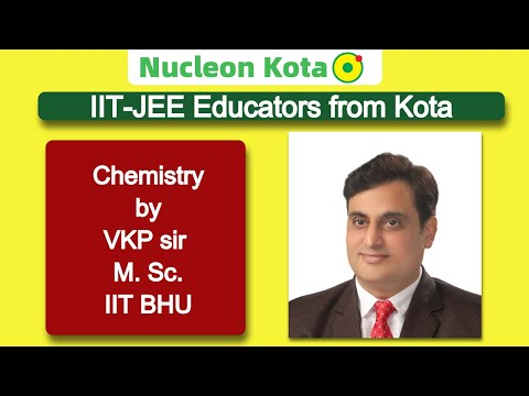 OPTICAL ISOMERISM | VKP SIR | IIT JEE MAIN + ADVANCED | AIPMT | CHEMISTRY | NUCLEON KOTA