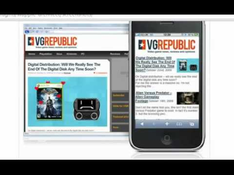 Make Your Wordpress And Joomla Sites Mobile Friendly