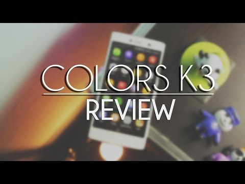 Colors K3: Full Review