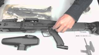 Engler Tippmann Phenom MG 42 Paintball Machinegun