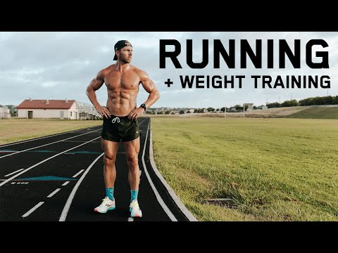My Hybrid Athlete Training Program Is HERE (Running + Weight Training)
