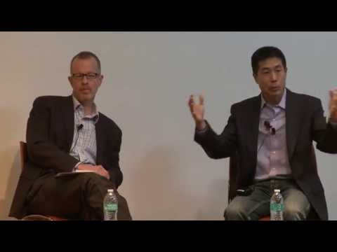 The Internet of Things: in Conversation with Michael Chui of McKinsey - DataEDGE 2015