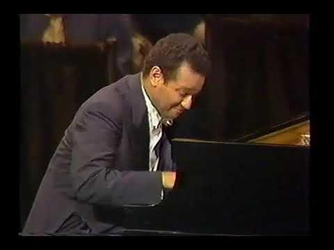 """Andre Watts plays: Claude Debussy's """"La Plus que Lente"""", """"Danse"""", and  """"L'Isle Joyeuse."""""""