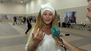 Aygün Kazımovanın əli qolu göyərdi.Diva arıqlayıb çöpə döndü.ATV Maqazin Onlarla