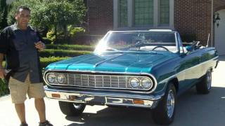 1964 Chevy SS Malibu Convertible Classic Muscle Car for Sale in MI Vanguard Motor Sales
