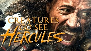 Creatures Go See Hercules