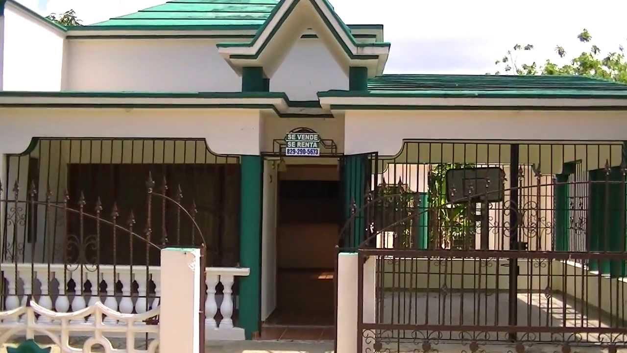 Se Vende Casa En Sector Residencial Hospital De Rio San