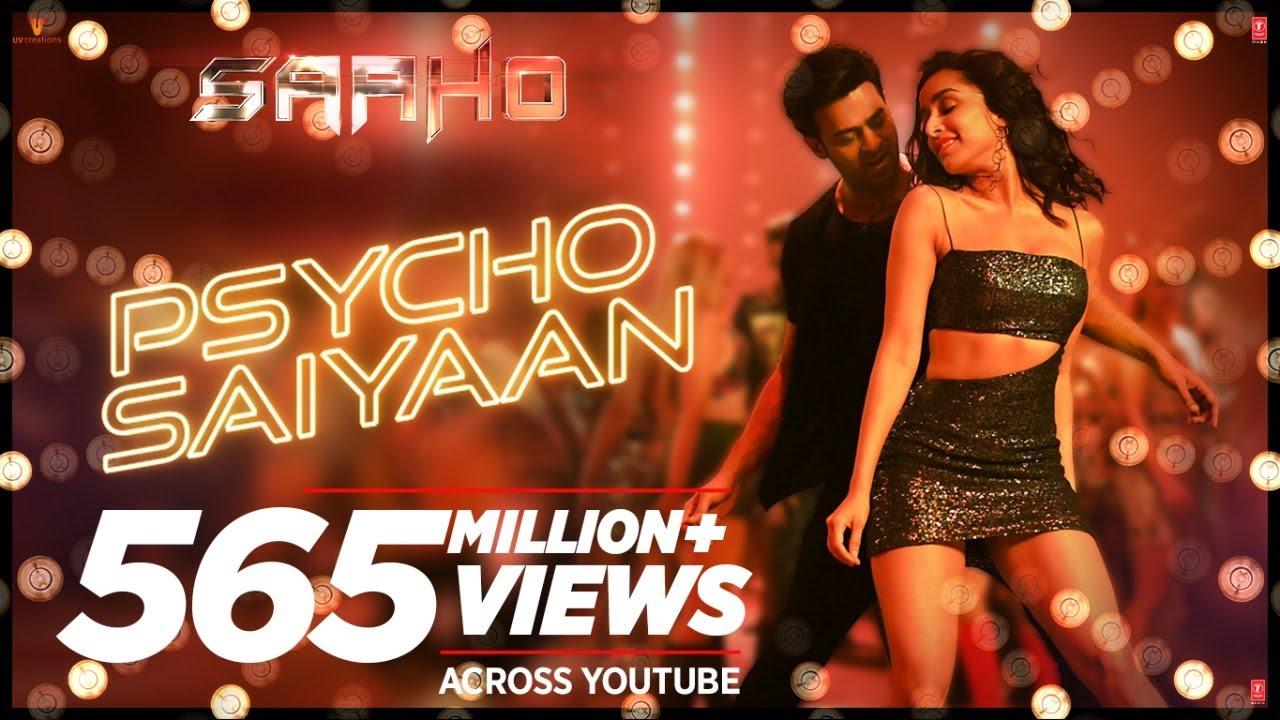 Psycho Saiyaan | Saaho | Prabhas, Shraddha Kapoor | Tanishk Bagchi, Dhvani Bhanushali, Sachet Tandon Watch Online & Download Free