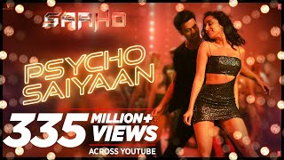 Psycho Saiyaan Video Song - Saaho