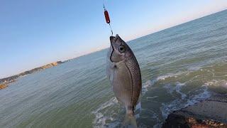 Морская рыбалка После шторма