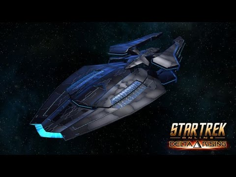 "STAR TREK ONLINE HD ""Eclipse Intel Cruiser "" Delta Rising (2014)"