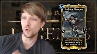 Savjz plays TES: Legends! REALLY Fun Game