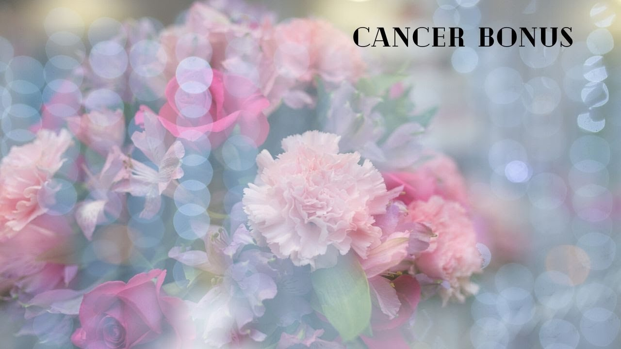 CANCER BONUS READ **CROWNED WITH SUCCESS OMG AMAZING**👑💰