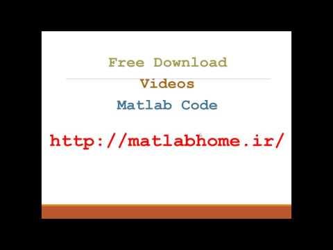 DBSCAN Clustering Algorithm free matlab code videos download