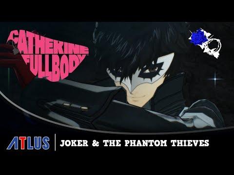 Persona 5 Phantom Thieves DLC coming to Catherine: Full Body