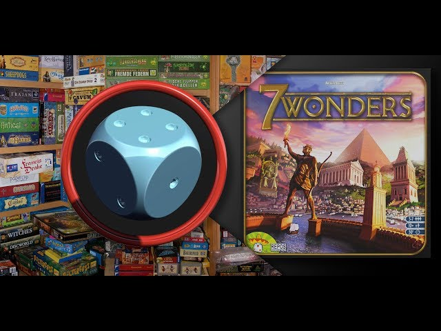 7 Wonders -  Como Jogar.