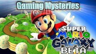 Gaming Mysteries: Super Mario Galaxy Beta (Wii)