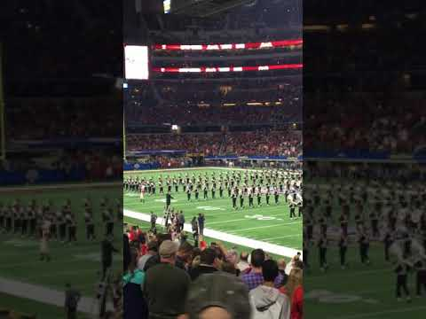 Ohio State Cotton Bowl Buckeye Battle Cry and Hang on Sloopy