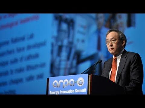 ARPA-E 2011 Keynote: Secretary Steven Chu