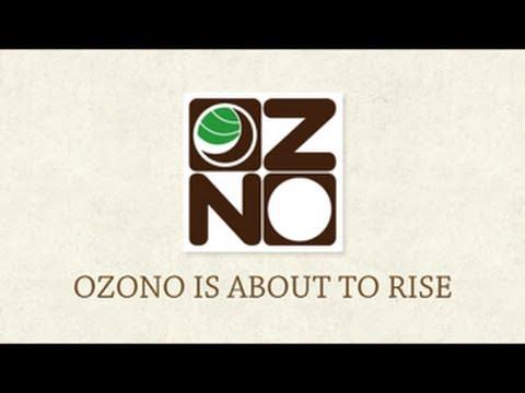 OZONO Brand concept