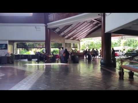 Lobby ng Berjaya resort in Langkawi Island Malaysia