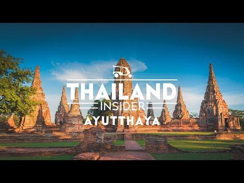 Thailand Insider Series: Ayutthaya
