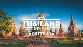 Thailand Insider Series: Ayutthaya thumbnail