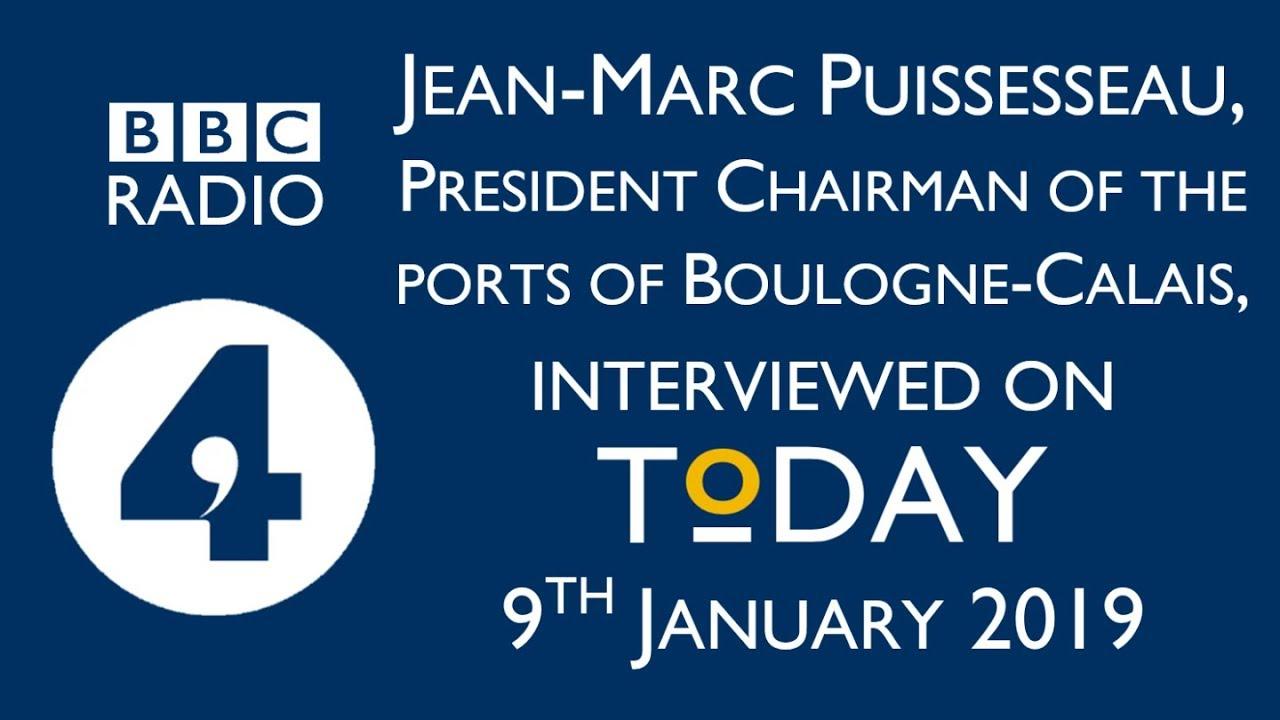 Port of Calais Chairman negates 'Project Fear'