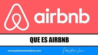 Gambar cover Que es AIRBNB