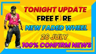 TONIGHT 12:00 AM UPDATE   26 JULY   NEW FADED WHEEL    WINNING SPIRIT BUNDLE   GW ADNAN