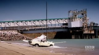 TOP GEAR's Amphibious Cars: Great Moments with JAMES MAY - BBC America