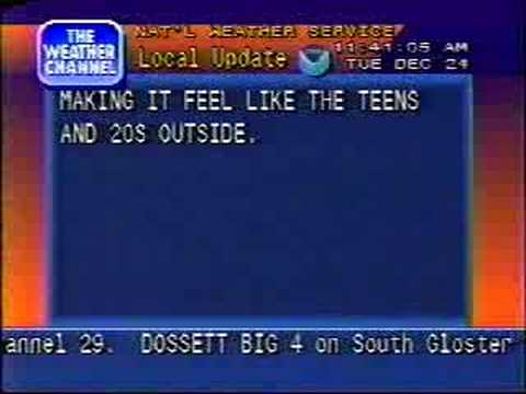Local Forecast D Flavor 1996
