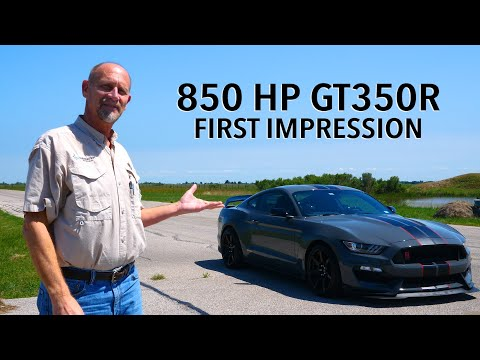 850 HP Hennessey GT350R Mustang - Customer Testimonial