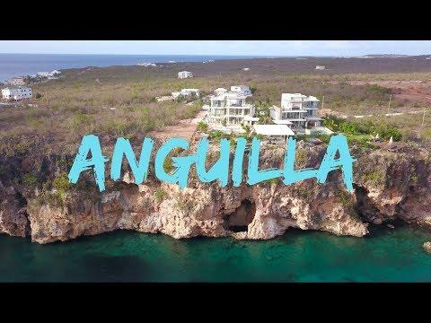 Anguilla - Epic Drone Montage 4K!