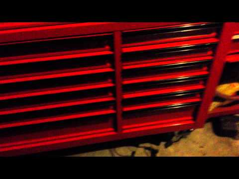 Toolbox tour harbor freight 44 (review) - YouTube