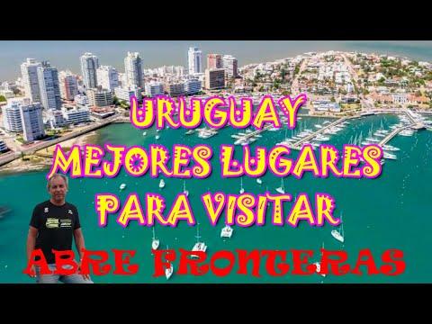 Bienvenidos a URUGUAY | Un destino único en SUDAMÉRICA