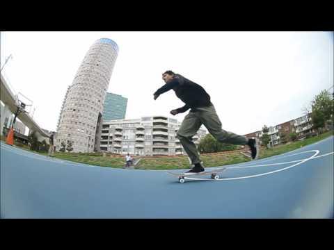 Xuly McCoy Street skate