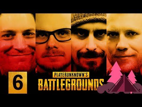 PlayerUnknown's Battlegrounds #006 mit Simon, Nils, Etienne & Andy aus dem Kliemannsland