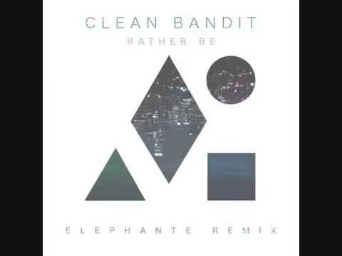 Clean Bandit - Rather Be (feat. Jess Glynne) (MP3)  - Remix with Lyrics