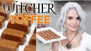 HOW TO MAKE WITCHER TOFFEE - NERDY NUMMIES