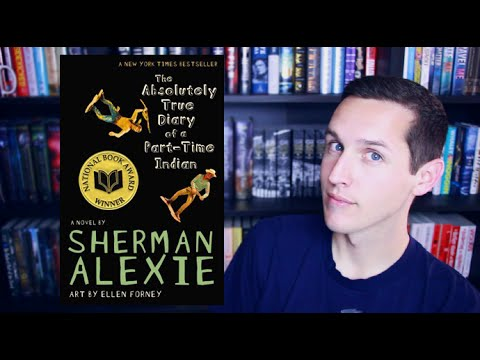 "the absolutely true diary of a part time indian by sherman alexie Books at bowers: touring through the pages new for members only: a book  club experience ""books at bowers: touring through the pages"" is a bowers."
