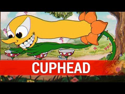 PAX East 2016 : Nous avons testé CUPHEAD  Gameplay FR