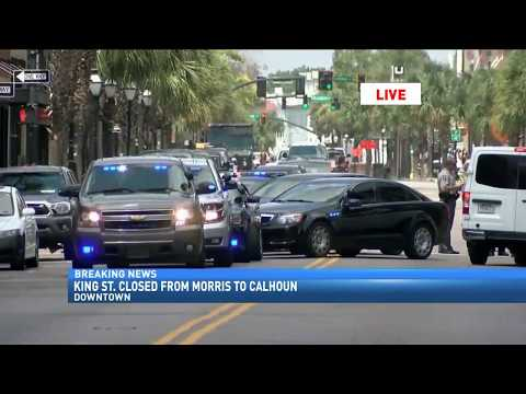 Update on King Street hostage situation in downtown Charleston