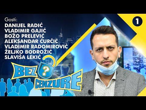 BEZ CENZURE - Danijel Radić: Policija, Tužilaštvo I Sudstvo Postali Su Instrument SNS Moćnika!