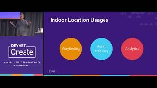 Open source framework for Indoor Location - Mathieu Gerard (DevNet Create 2018)