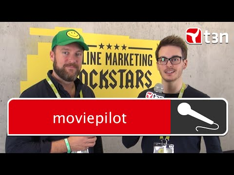 Tobias Bauckhage (CEO moviepilot.com) im Interview - YouTube